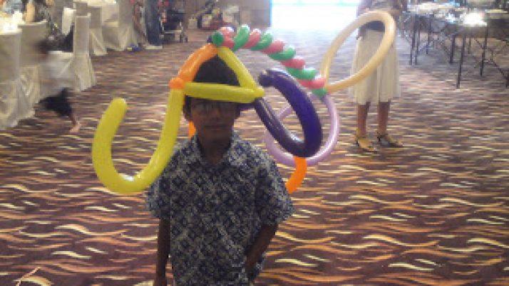 Crazy Hat!