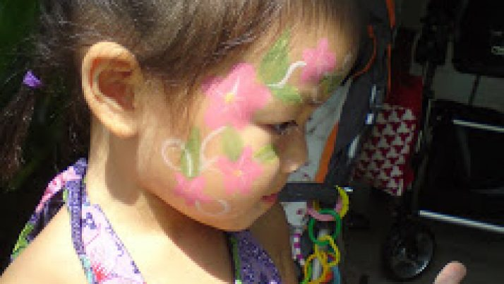 FAQ on facepainting