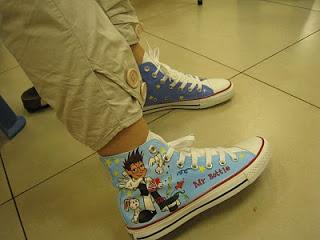 Mr Bottle Shoes!!
