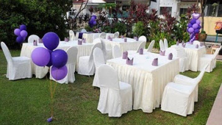 Balloons at Weddings III