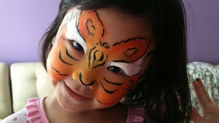 Facepainting by Twinkle