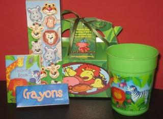 Theme Goodies Bags