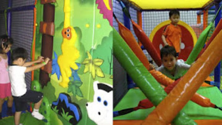 Place to hold your birthday party – GO GO BAMBINI