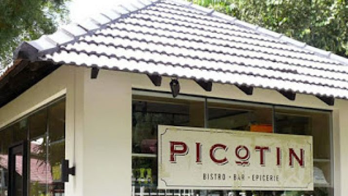 Kids friendly restaurant – Picotin