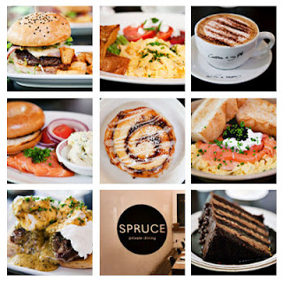 Kids friendly restaurant – Spruce