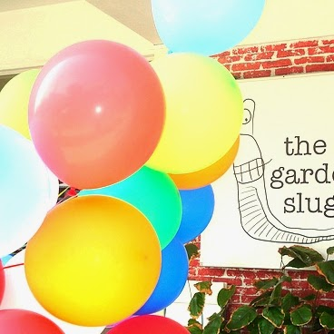 Pets Friendly Restaurant: The Garden Slug