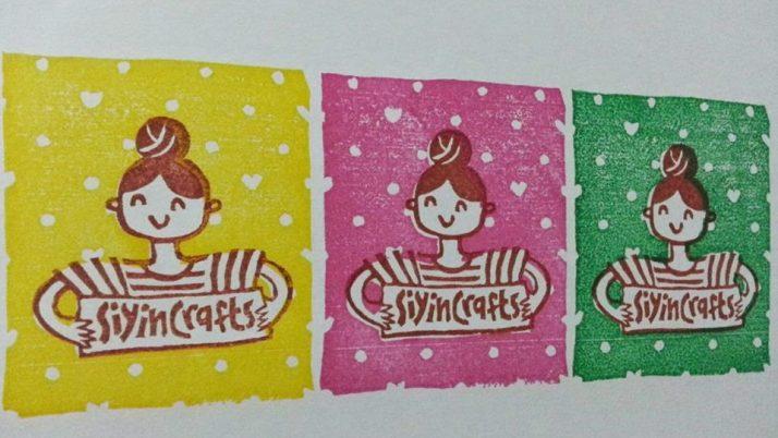 Handcarved Rubber Stamps Workshop