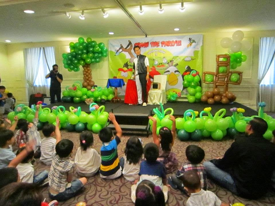 Themed Birthday Party 1