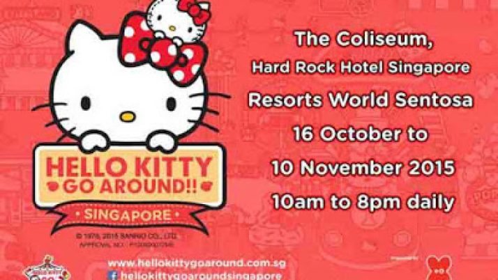 Win a limited edition Hello Kitty Figurine!