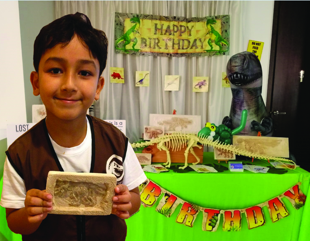 052cf978 Dinosaur Theme Party | Mr. Bottle Kid's Party - Singapore Party Planner