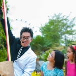 magic show at gardens by the bay