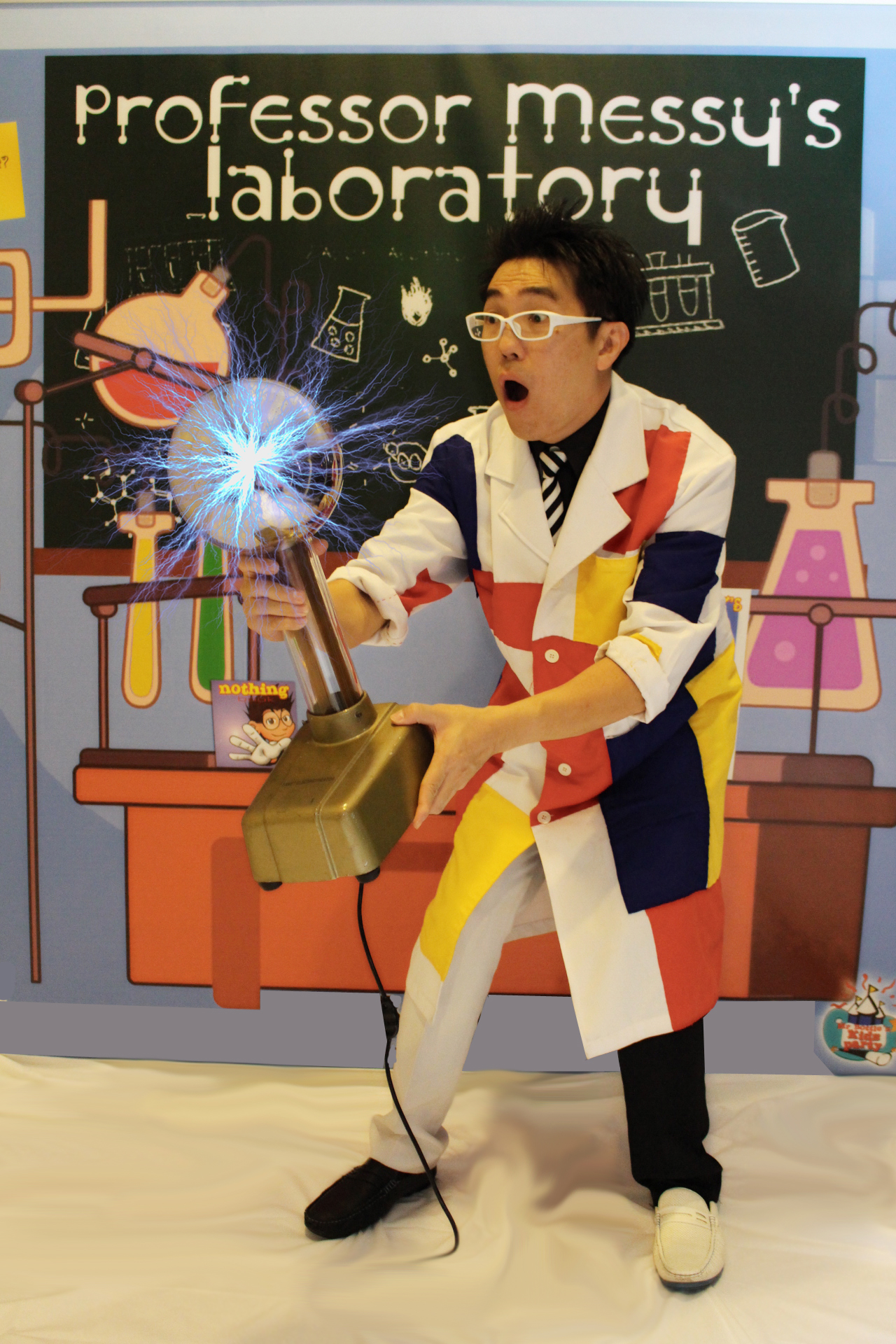 Case Study: Science Theme Event for Bring Your Kids at Work