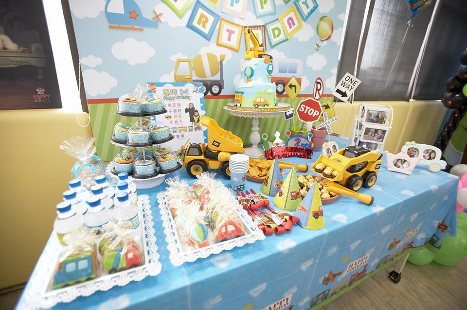 Transport theme Candy Buffet