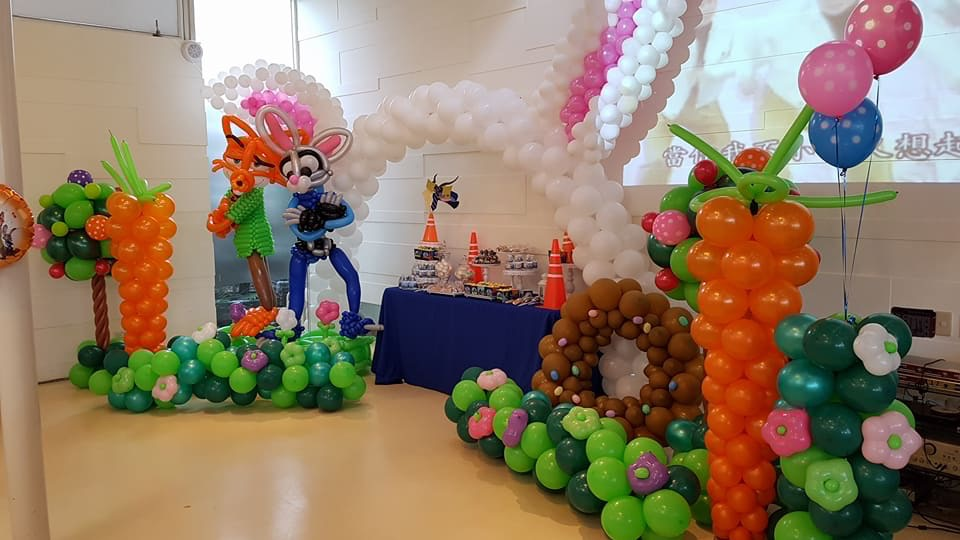 Attachment Zootopia Theme Party Previous Item Elsa Big Princess Next Corporate Balloon Design