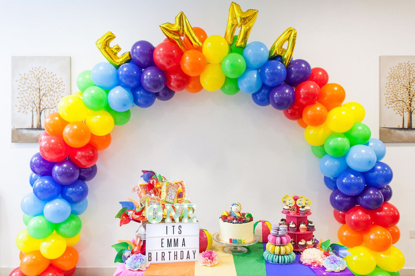 5 Great Party Theme for babies and young children