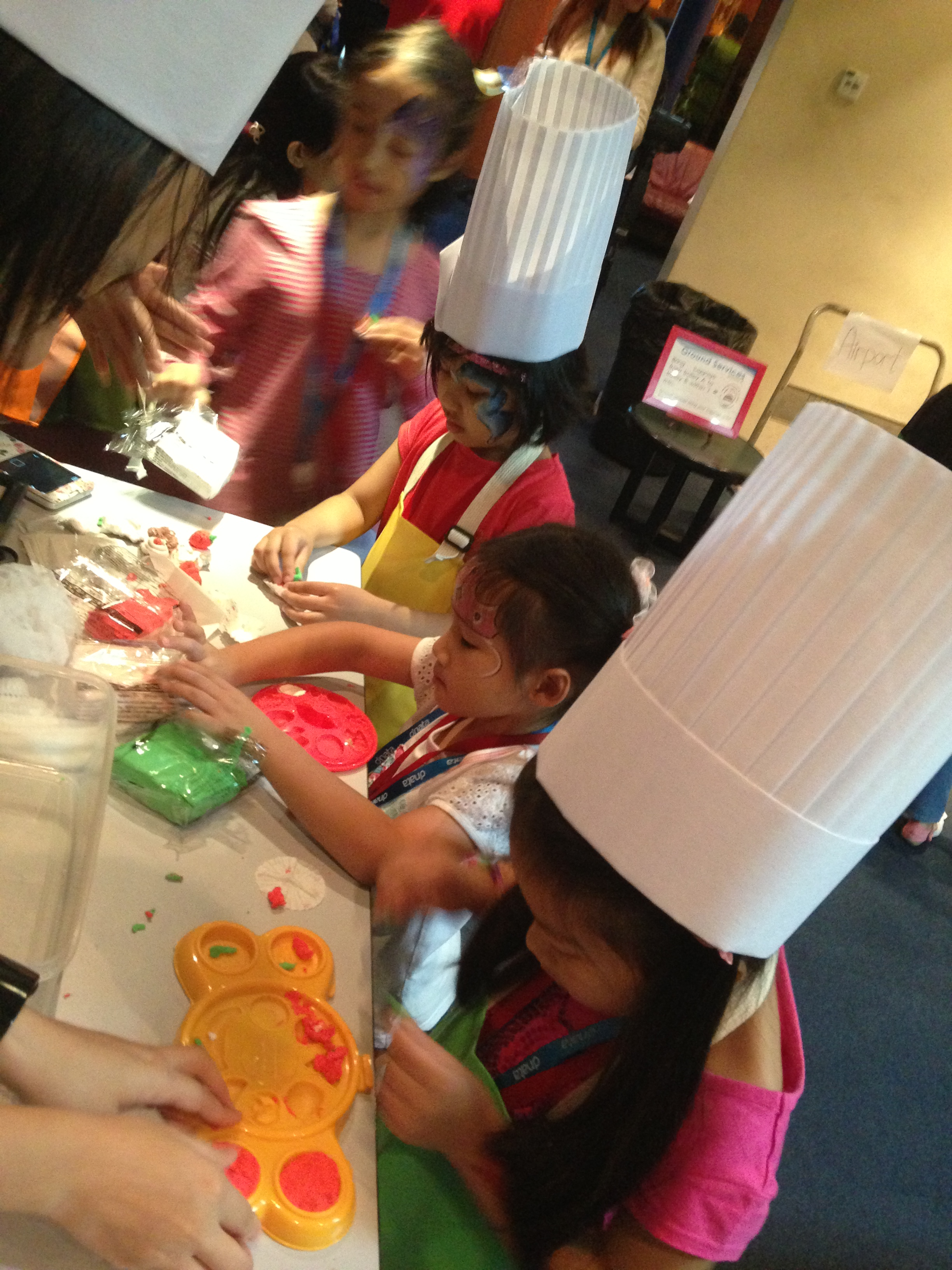 Clay food Making