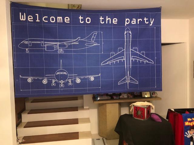Aeroplane Blueprint banner