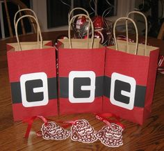 Christmas Goodies Bags