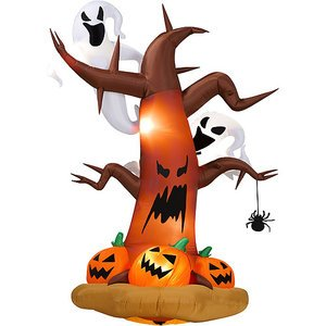 halloween inflatable decor