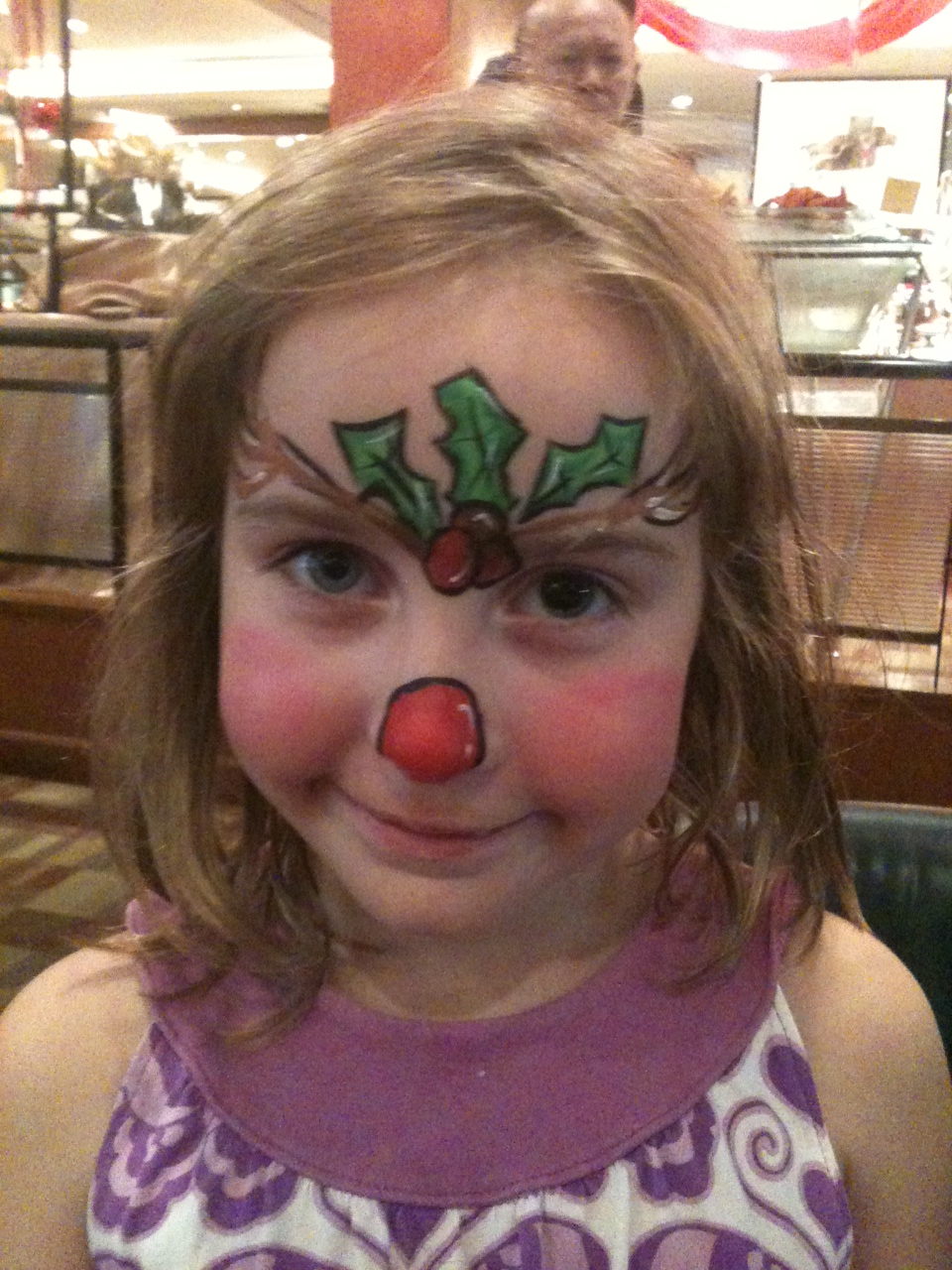Christmas Facepainting