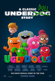 5 Chances to win a pair of Ugly Dolls movie tickets!