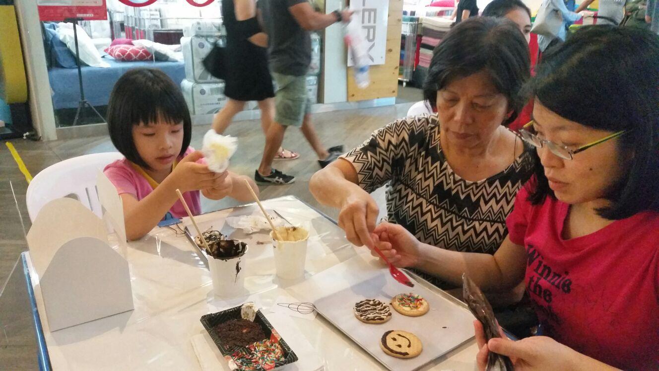 Chocolate Making Workshop at Changi City Point